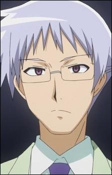 Mr. Aizawa