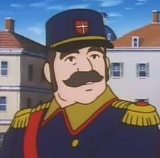 King Carlo Alberto of Sardinia