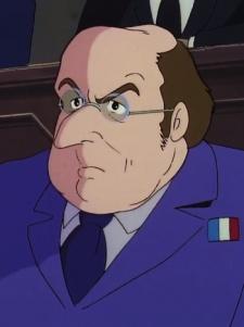 French Delegate