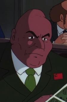 Soviet Delegate