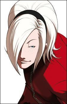 Crimson, Ash