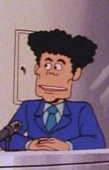 Announcer Yoshigai