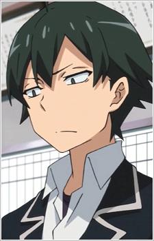 Hachiman Hikigaya
