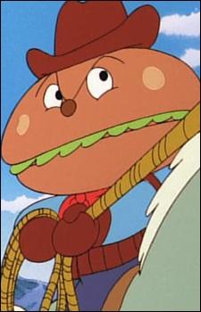 Hamburger-kid