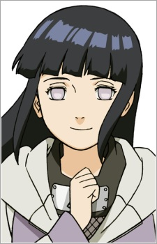 Hyuuga, Hinata