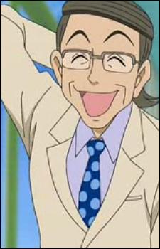 Vice Principal Kometsuki