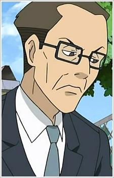 Vice-principal Nemoto