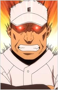Baseball club coach