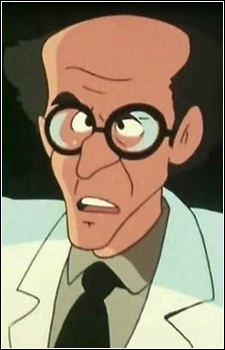 Professor Dolmen