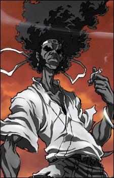 Samurai, Afro