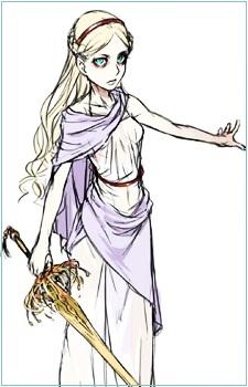 Maiden of Versailles