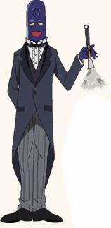 Butler Zakenna B