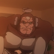 Gorilla, Guillotine