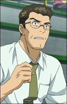 Shimizu, Father