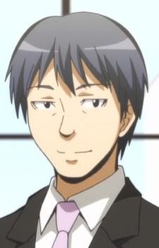 Nagisa's Father