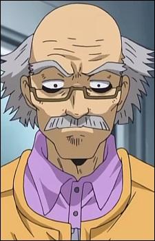 Professor Saisen