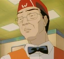 Burger Shop Manager