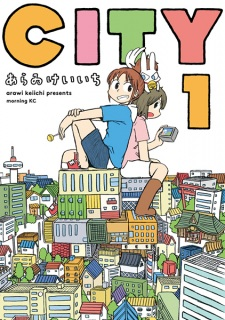 CITY - Raw