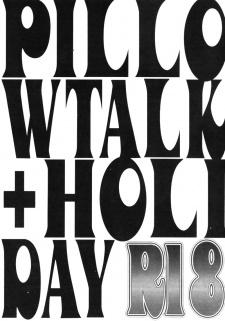 Pillow Talk + Holiday