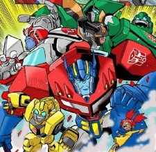 Transformers Animated: The Cool