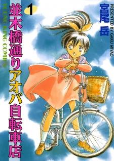 Namikibashi-doori Aoba Jitensha-ten