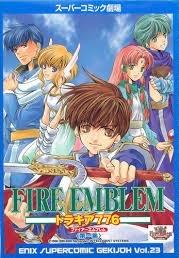 Super Comic Gekijou: Fire Emblem - Thracia 776