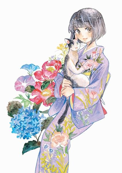 "Résultat de recherche d'images pour ""koi seyo kimono otome"""