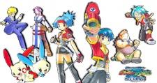 Pokémon Ranger: the Comic