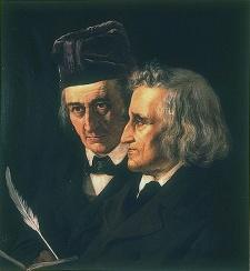 Grimm, Jacob and Wilhelm