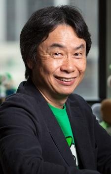Miyamoto, Shigeru