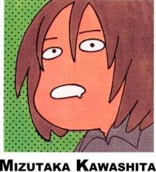 Kawashita, Mizuki