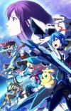 'Phantasy Star Online 2 The Animation' Adds More Cast and New Key Visual