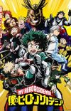TV Anime 'Boku no Hero Academia' Reveals New Designs and Cast