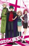 TV Anime of Light Novel 'Hataraku Maou-sama!' Announced