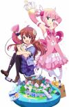 'Machikado Mazoku' TV Anime Reveals Lead Cast