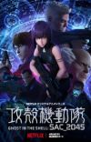 'Ghost in the Shell: SAC_2045' Announces Additional Cast Members