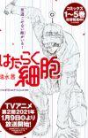 'Hataraku Saibou' Manga Ends Next Chapter