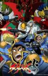 'Getter Robo Arc' Reveals Supporting Cast Members