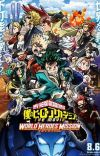 'Boku no Hero Academia the Movie: World Heroes' Mission' Announces New Cast
