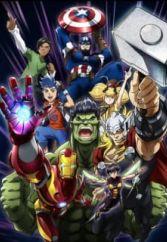 Marvel Future Avengers 2nd Season