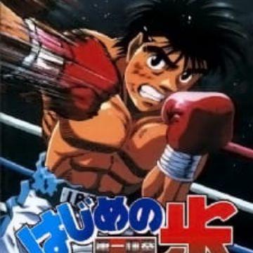 Hajime No Ippo Fighting Spirit Myanimelist Net