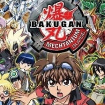 Bakugan battle brawlers episode list