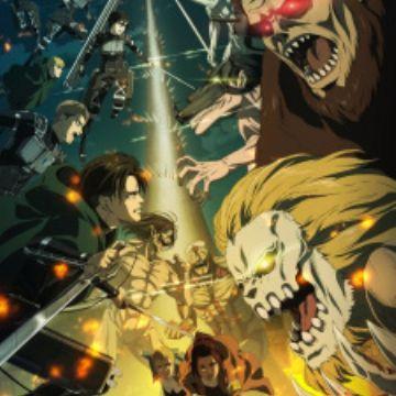 Shingeki No Kyojin The Final Season Attack On Titan Final Season Myanimelist Net