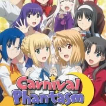 Carnival Phantasm - MyAnimeList net