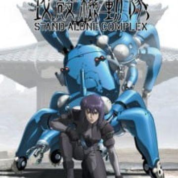 Koukaku Kidoutai Stand Alone Complex Myanimelist Net