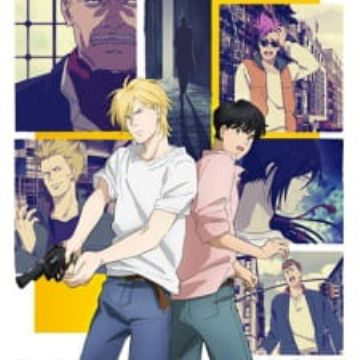 Banana Fish - MyAnimeList net