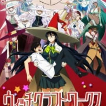 Witch Craft Works Myanimelistnet