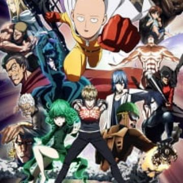 One Punch Man - MyAnimeList net