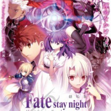 Fate Stay Night Movie Heaven S Feel I Presage Flower Myanimelist Net