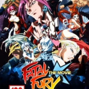 Fatal Fury The Motion Picture Myanimelist Net